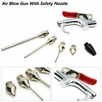 5pc/Set  Air Tool Compressor Blow Gun Chuck Pneumatic Accessory Accessories