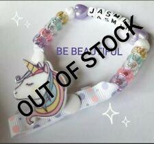💜Personalised Dummy Clip 💜Dummy Chain  Gift **☆UNICORN☆**💜