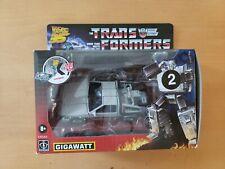 NEW Transformers Generations Collaborative: Back to the Future Mash-Up Gigawatt