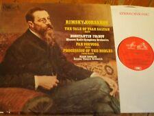 ASD 3549 RIMSKI-KORSAKOV musique orchestrale/Ermler/Ivanov/BOLSHOI/MOSCOU