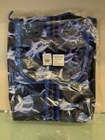 New Pottery Barn Kids Shark Toiletry Bag Luggage Sleepover Navy Blue NWT