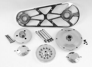 Belt Drives Ltd Outboard Bearing Support Retro Kit EVO-3000