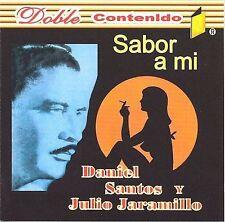 Jaramillo, Julio : Sabor a Mi CD