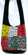 SAC BANDOULIERE ETHNIQUE MAIN BABA COOL BESACE SHOULDER BAG ETHNIC PATCHWORK