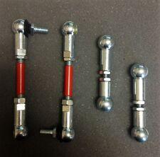 2010-16 MERCEDES BENZ E 550 ADJUSTABLE LOWERING LINKS SUSPENSION KIT W212 v2