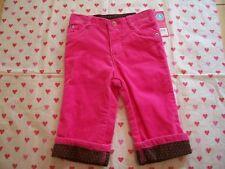 CARTER'S PINK CORDUROY PANTS  GIRLS 6 MONTHS NWT