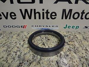 04-14 Chrysler Dodge New Gear Train Bearing Seal Retainer Kit Mopar Factory Oem