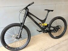 Specialized Demo 8 Carbon DH Downhill Mountain bike Ohins Boxxer 27.5 650b XL NR