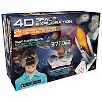 NEW Utopia 360 ETVRARSPAC 4D Utopia 360 VR Headset & Space Exploration