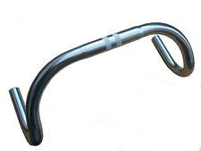 Alloy Track Fixie Drop Bar 25.4mm Racing Bike Handlebars Fixed Gear Single Speed