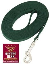 Pet Supplies PREMIUM DOG TRAINING LEAD COTTON Web Webbing 15 Foot TRAINER Leash