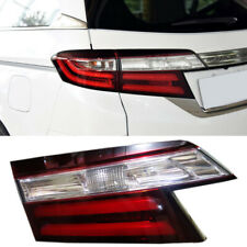 Rear Trunk Halogen Taillights Replacement Reflector Bumper For Honda Odyssey 14+