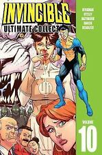 Invincible Ultimate Collection Volume 10 by Robert Kirkman (2015, Hardcover)