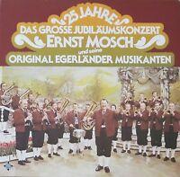 Ernst Mosch und seine Original Egerländer Musikanten - 25 Jahre Jubiläum (3 LPS)