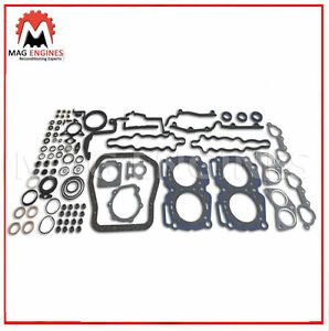 10105-AA190 FULL GASKET KIT SUBARU EJ20E FOR IMPREZA FORESTER LEGACY 2.0L