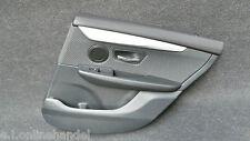 BMW F45 2 Active Tourer Paneles de Puerta Panel trasero derecho Tejido Negro