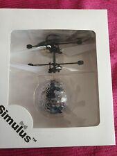 Spielzeug Selbstfliegender  Hubschrauber - Ball bunte LED's OVP    Portofrei!