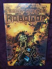 Frank Miller Robocop Comic issue #5