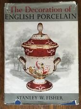 The Decoration Of English Porcelain Antique Collector Reference Research Book