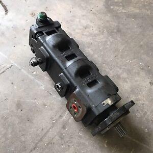 Jcb Hydraulic Pump