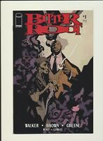 BITTER ROOT #1 MIGNOLA VARIANT! SEE SCANS! WOW!