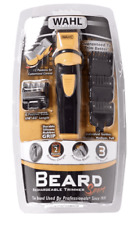 Wahl Sport Rechargeable Beard Trimmer 9953-200 Durable Precision Blades