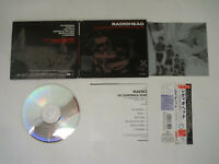 "RADIOHEAD Music CD ""NO SURPRISES"" Mini Album 1997 TOCP-50354 w/Obi Japan Import"