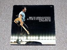 Bruce Springsteen & The E Street Band Live/1975-85 5 LP Box Set 40558 Canadian