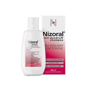 Anti Dandruff Shampoo For All Types Hair Flaky Itchy Scalp Treatment