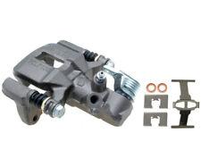 Disc Brake Caliper-R-Line; Friction-Ready Caliper, Includes Bracket Rear Left