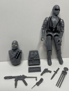 BLACK MAJOR Custom Snake Eyes FIRELFY  LOT Grey