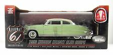 1953 Hudson Hornet Club Coupe Highway 61 Ertl 1/18 Scale