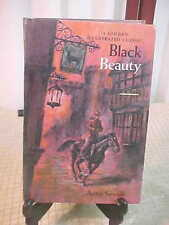 1965 Hardcover Book-Black Beauty-Golden Press-Free Shipping
