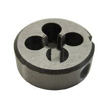 """12 x 24 UNC Imperial Die Nut 1"""" (25mm) Tungsten Steel TD122"""