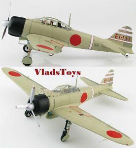 Hobby Master 1/48 A6M2 Zero-Sen/Zeke Lt. Takumi Hoashi IJNAS Pearl Harbor HA8808