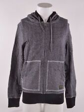 2017 NWT MENS ELEMENT SIMMONS ZIP UP HOODIE $65 M stone grey
