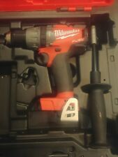 Milwaukee M18 18V Cordless Compact Hammer Drill Driver - 270420