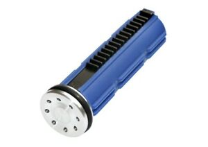 SHS - Full Steel 15 Teeth Polymer Piston w/Alu Piston Head for Airsoft  - TT0081