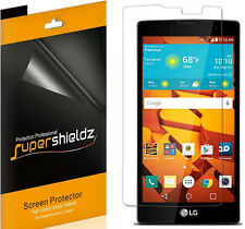 6X Supershieldz HD Clear Screen Protector Shield Saver For LG Volt 2