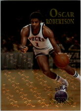 1996 Topps Stars Finest #38 Oscar Robertson - NM-MT