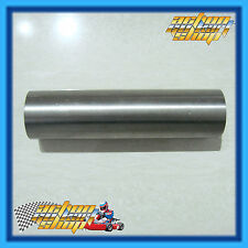GO KART EXHAUST SPACER HEADER TO MUFFLER MACHINED STAINLESS YAMAHA KT NEAT FIT