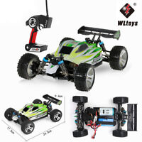 Original WLtoys A959-B 2.4G 1/18 4WD 70KM/H Electric RTR Off-Road Buggy RC Car
