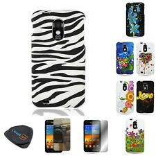 For Samsung EPIC TOUCH 4G D710 Stylish Hard Plastic Design Cover Case