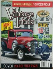 Vintage Truck Aug 2015 1936 REO Speed Wagon Hudson Pickup Dodge FREE SHIPPING sb