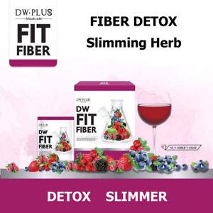 DW Fiber Dietary Supplements Weight Management Slimming Detox Drinks 5Sachets