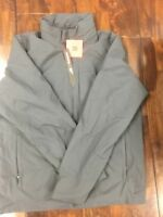 NWT HAWK&CO PRO PERFORMANCE MEN'S GREY JACKET
