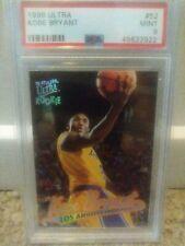 1996/97 Fleer Ultra Kobe Bryant #52 Rookie PSA 9