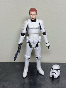 """Star Wars Female Stormtrooper Jes Gistang Previews Exclusive Joker Squad 3.75"""""""