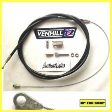Venhill Universal ProKart Teflon lined throttle cable 1.5m outer, 2m inner. Best