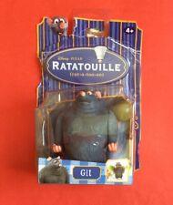 DISNEY PIXAR RATATOUILLE GIT RAT FIGURE IN BOX * MATTEL * RARE